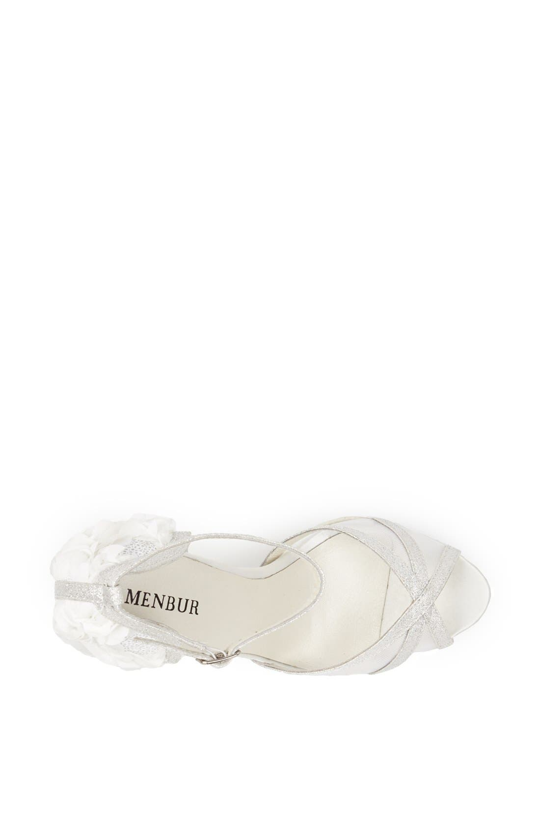 Alternate Image 3  - Menbur 'Iria' Satin Sandal
