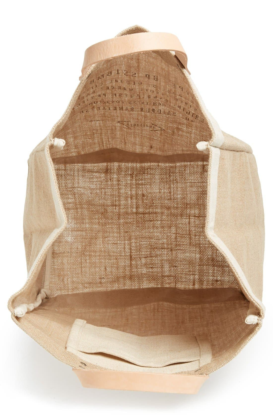 Alternate Image 3  - Apolis 'Surfin USA' Market Bag