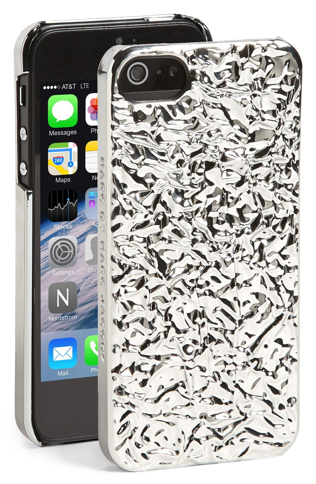 Main Image - MARC BY MARC JACOBS 'Foil' iPhone 5 & 5s Case