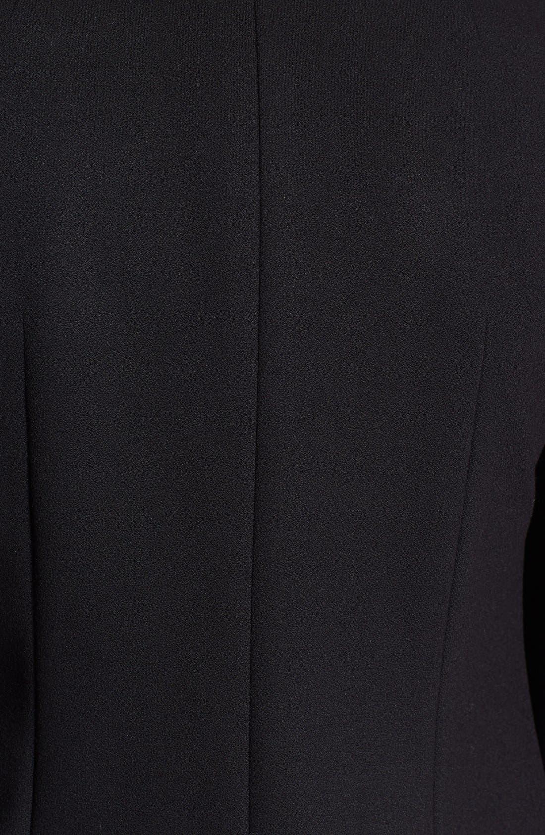 Alternate Image 3  - Classiques Entier® Open Front Crepe Blazer