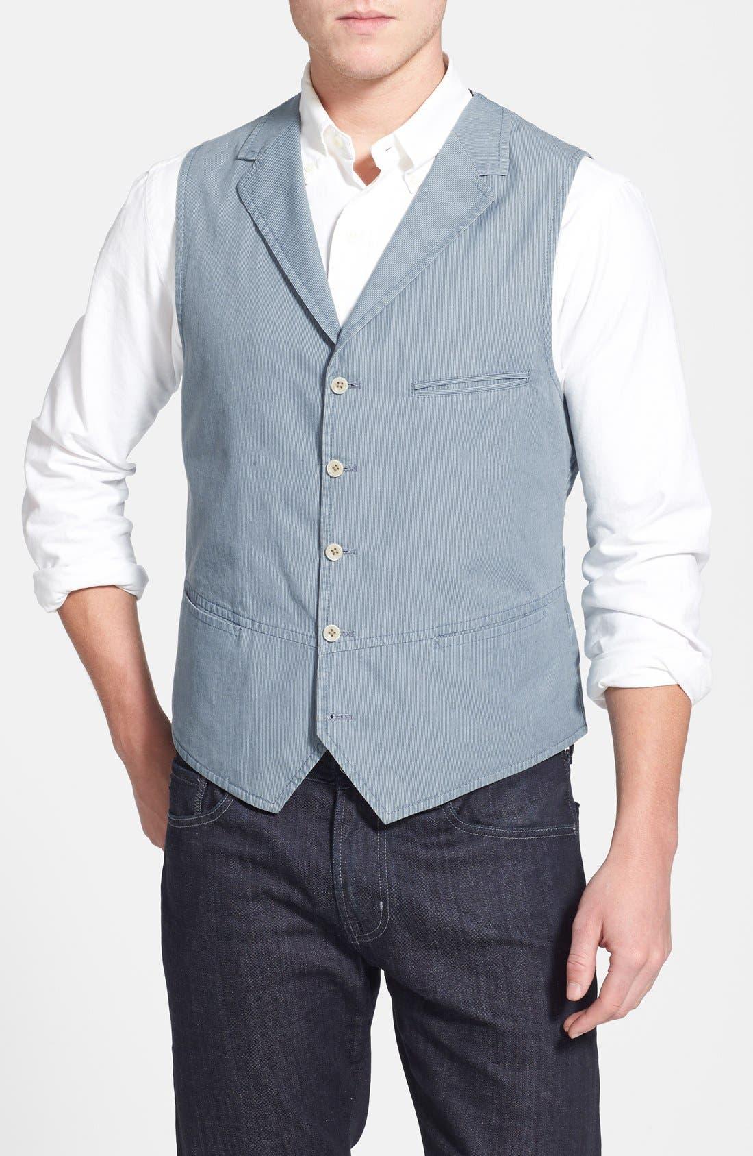 Alternate Image 1 Selected - Kroon 'Axel' Regular Fit Vest