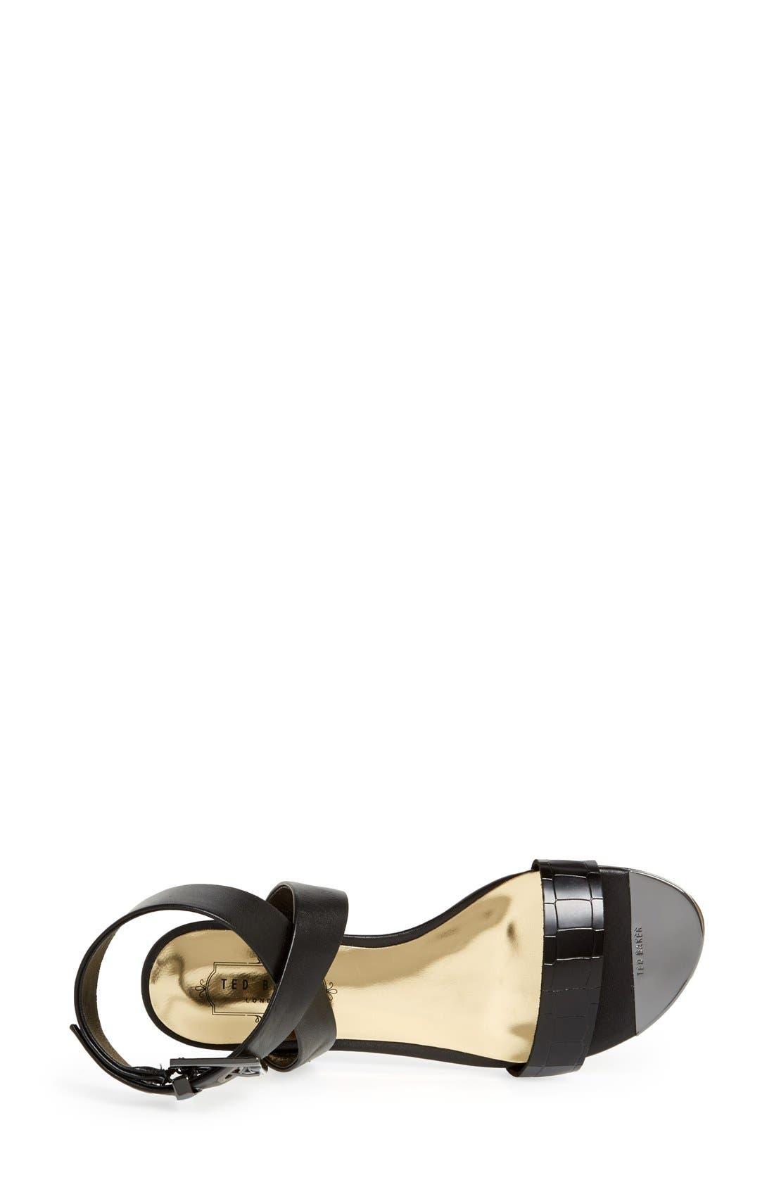 Alternate Image 3  - Ted Baker London 'Tabbey' Sandal