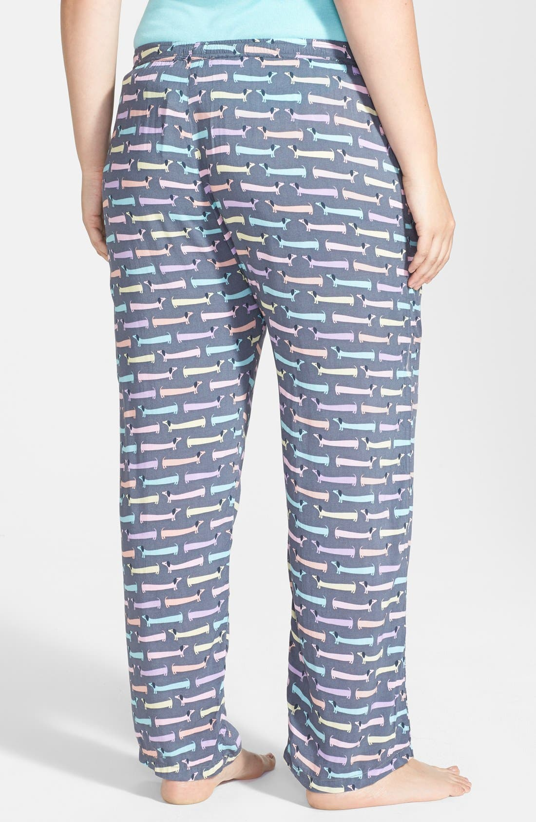 Alternate Image 2  - PJ Salvage 'Challe Chic' Pants (Plus Size) (Nordstrom Online Exclusive)