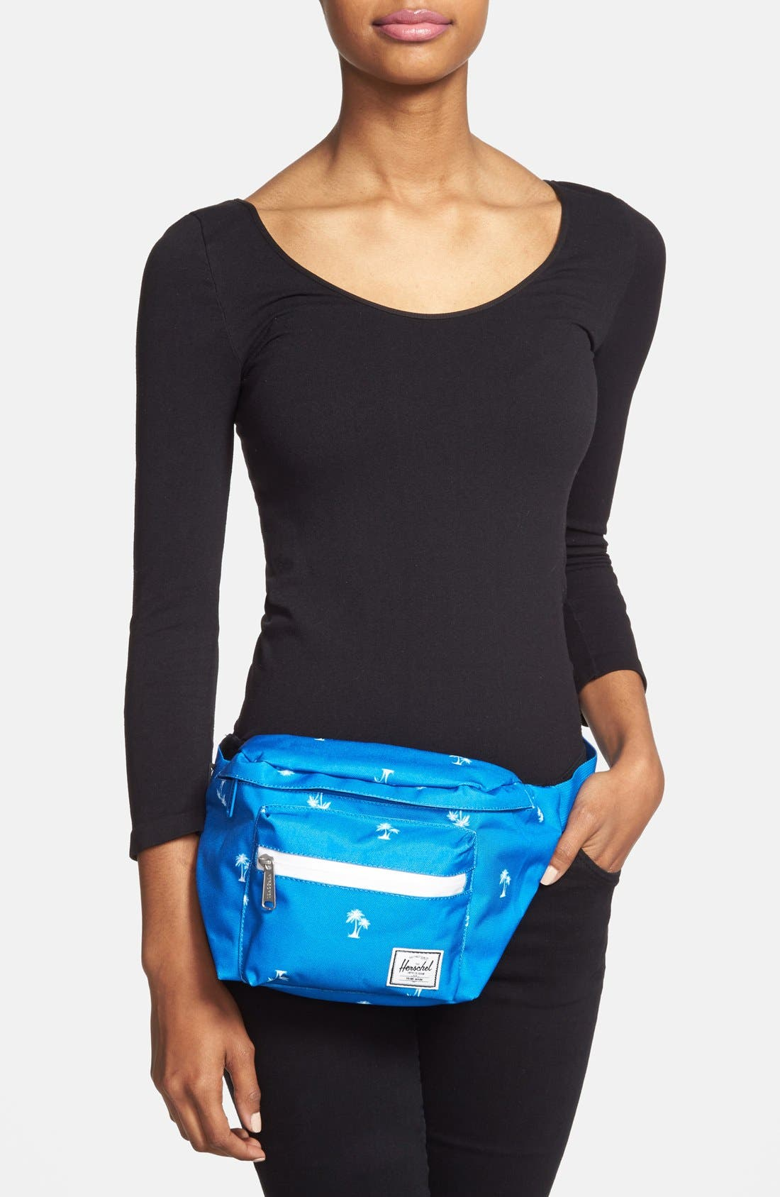 Alternate Image 2  - Herschel Supply Co. 'Seventeen' Belt Bag