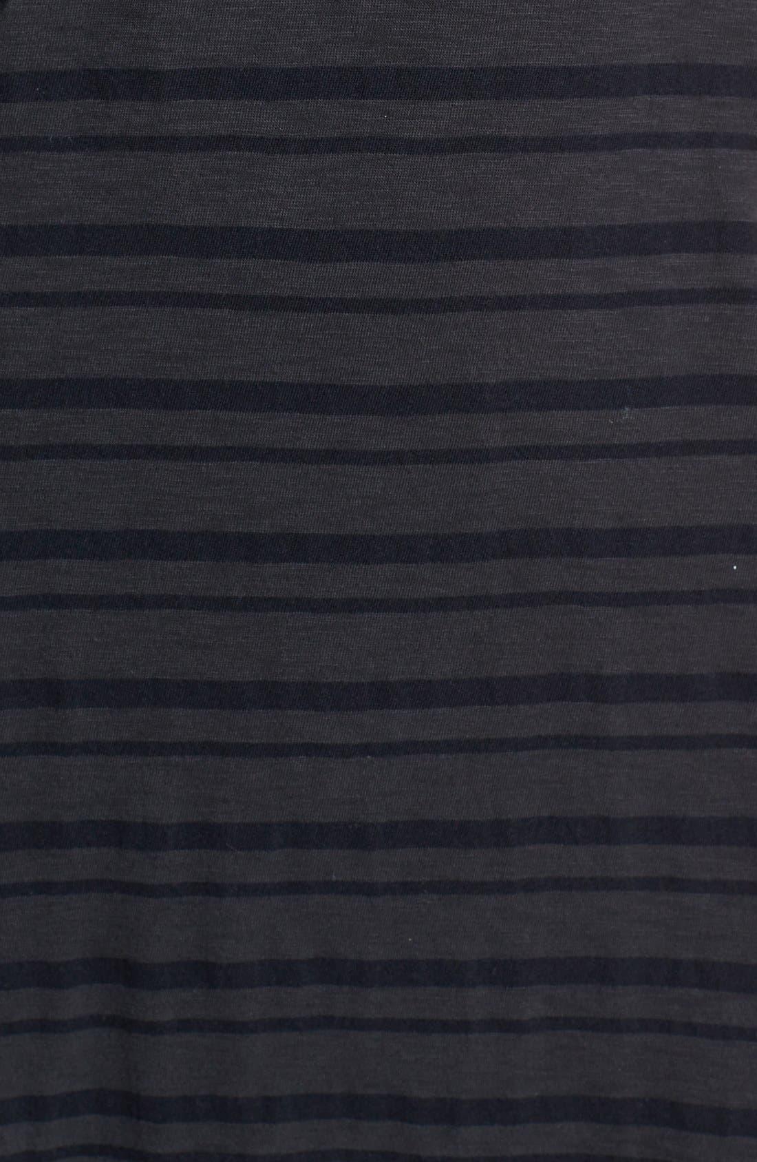 Alternate Image 3  - Splendid Stripe T-Shirt Maxi Dress