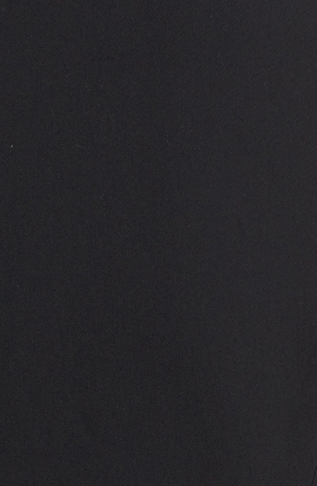 Alternate Image 3  - Classiques Entier® 'Catroux' Twill Fit & Flare Dress