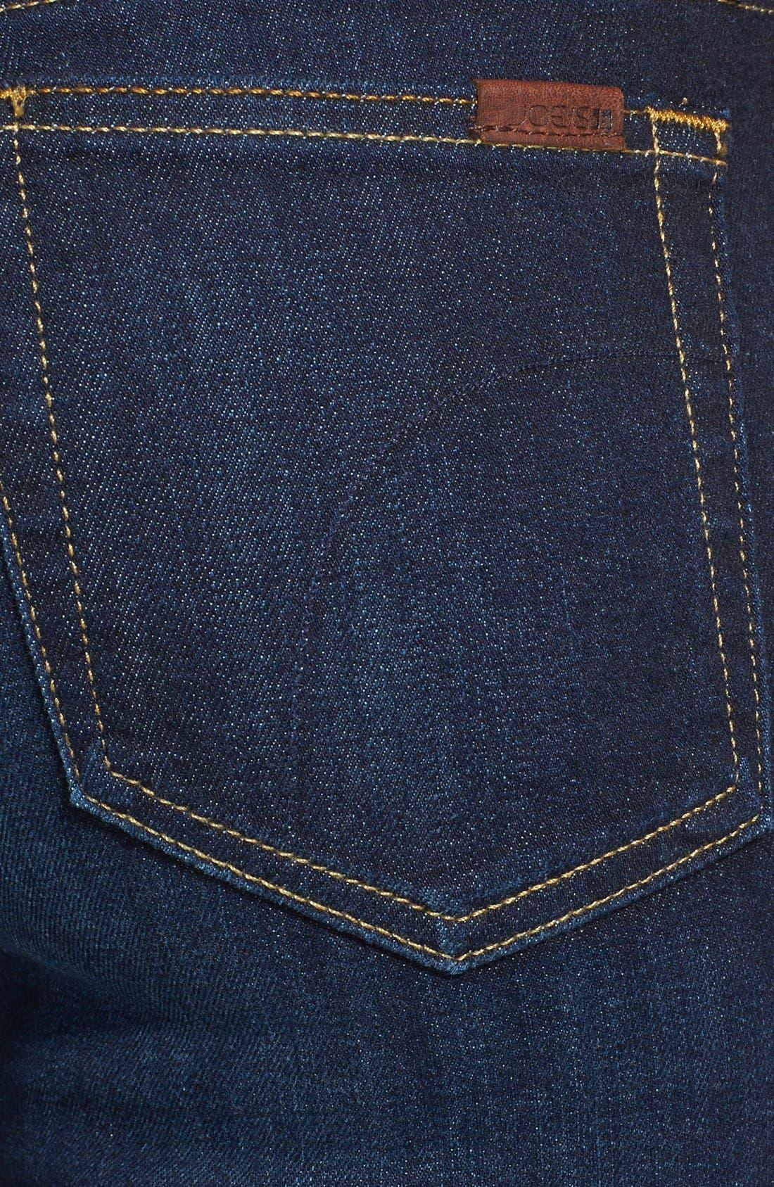 Alternate Image 3  - Joe's Crop Skinny Jeans (Rikki)