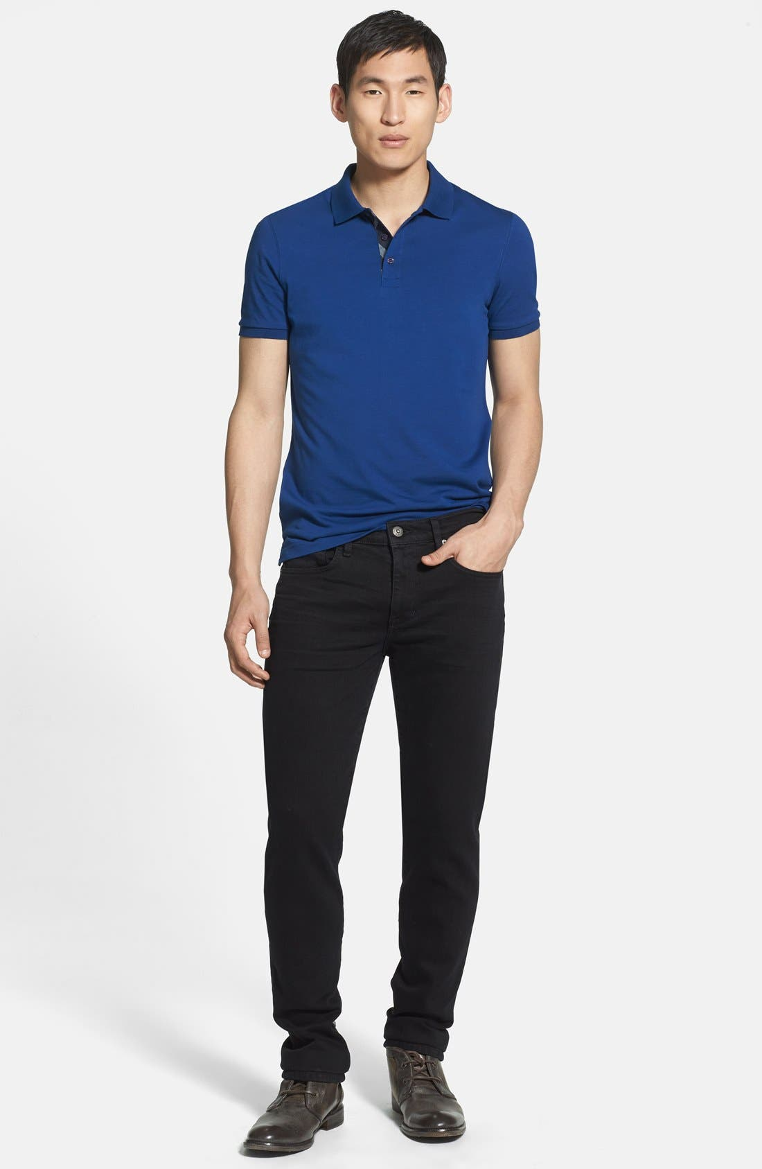 Alternate Image 6  - Joe's 'Brixton' Slim Fit Jeans (Zayden)