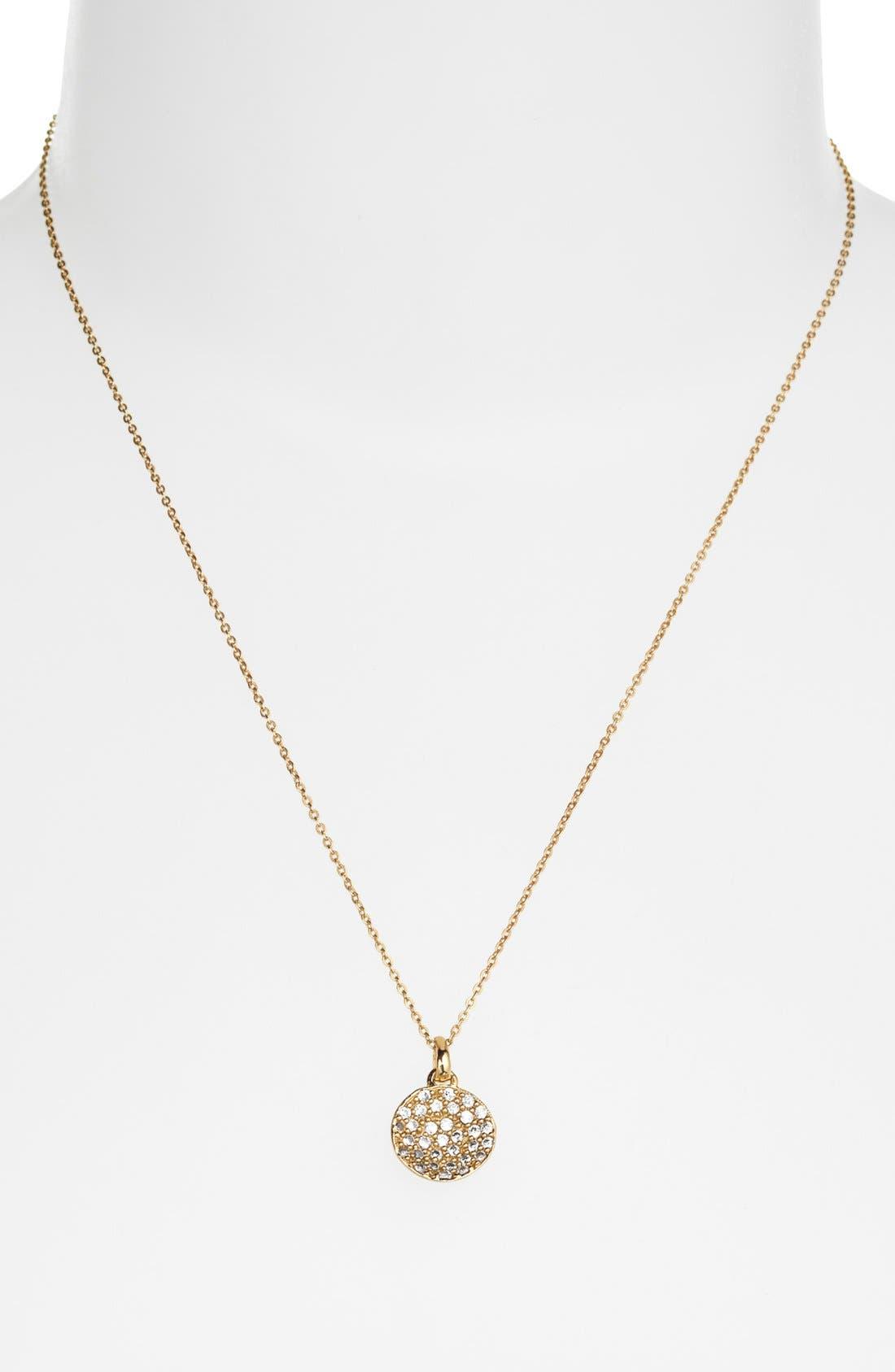 Alternate Image 3  - Melinda Maria 'Mini Nicole' Pendant Necklace