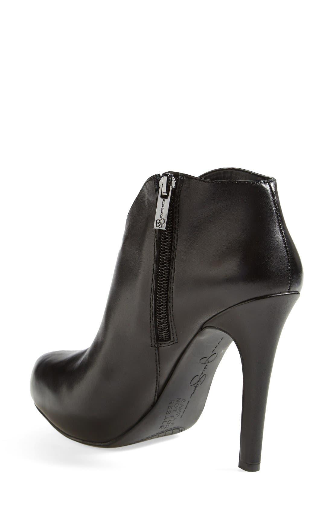 Alternate Image 2  - Jessica Simpson 'Arriel' Bootie (Women)