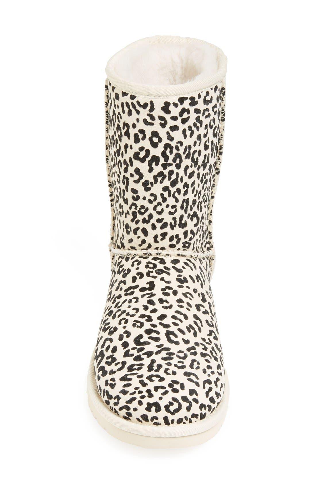 Alternate Image 3  - UGG® Australia 'Classic Short Rosette' Boot (Women)