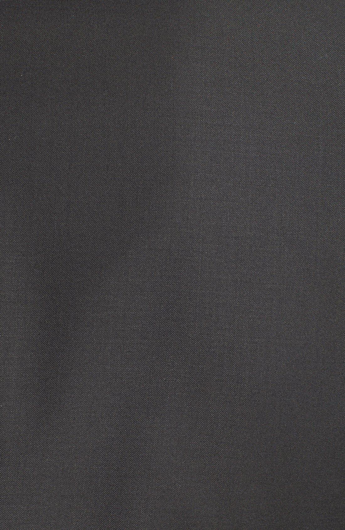 Alternate Image 5  - Rockin' Sartorial Trim Fit Wrinkle Resistant Travel Suit