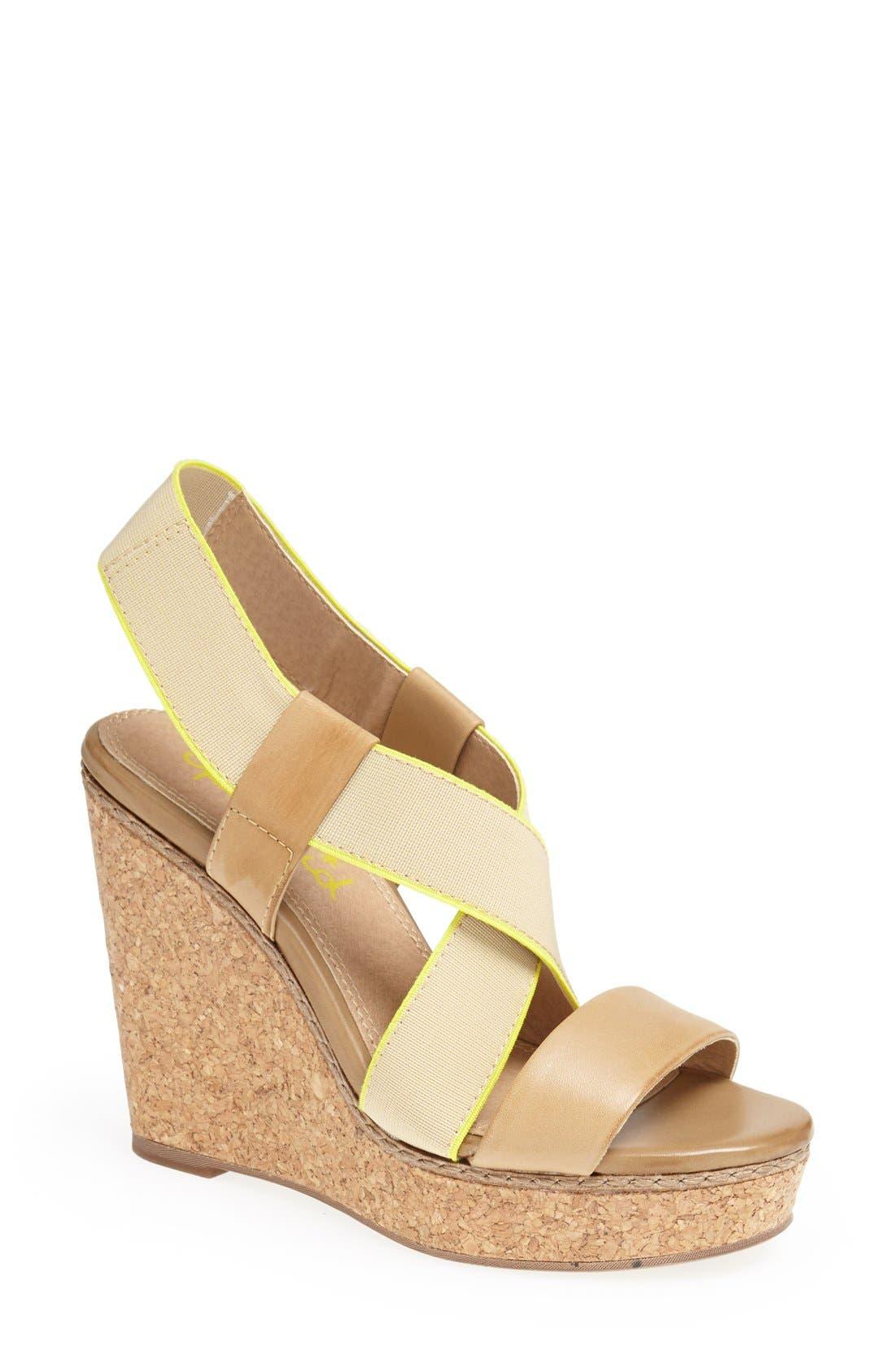 Alternate Image 1 Selected - Splendid 'Kellen' Sandal (Women)