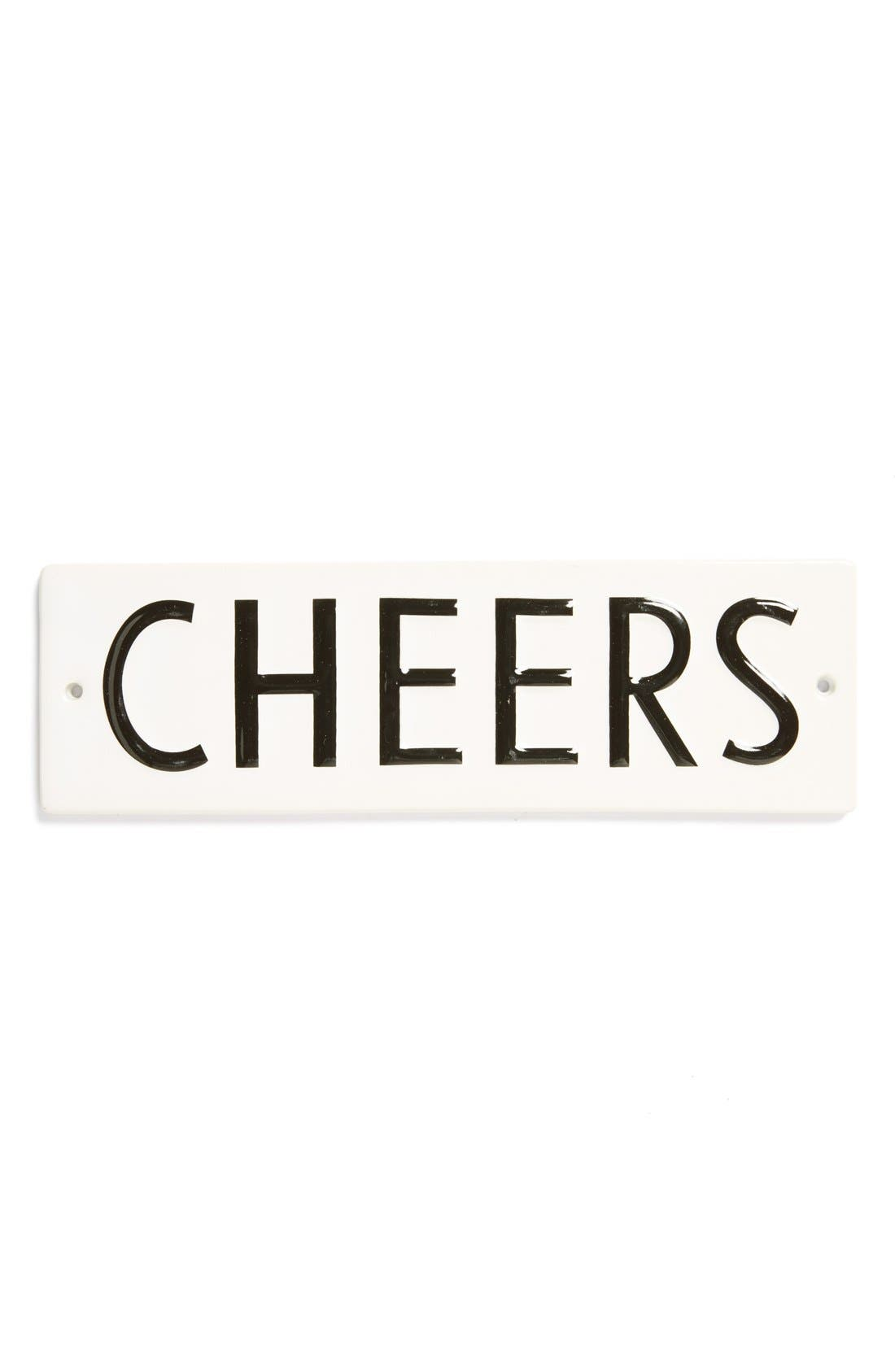 Main Image - Rosanna 'Cheers' Porcelain Wall Art