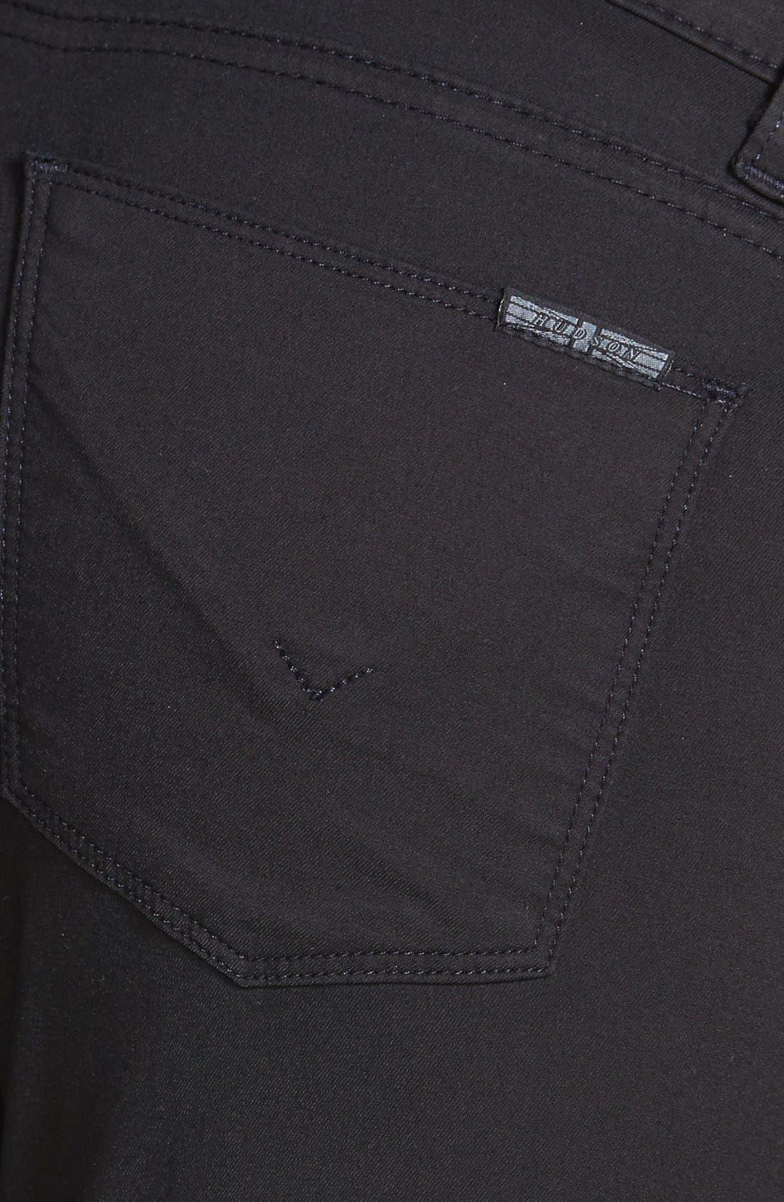 Alternate Image 3  - Hudson Jeans 'Nico' Super Skinny Jeans (Melancholy)