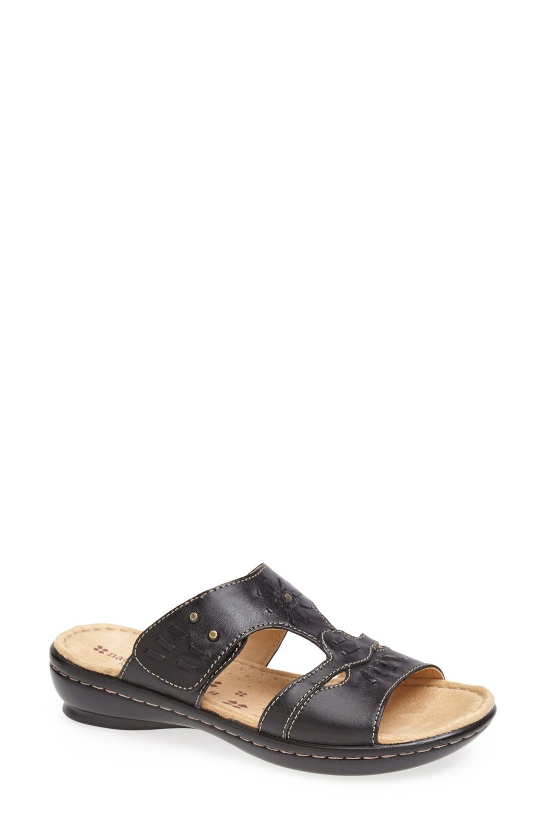 Alternate Image 1 Selected - Naturalizer 'Jalisa' Sandal (Women)
