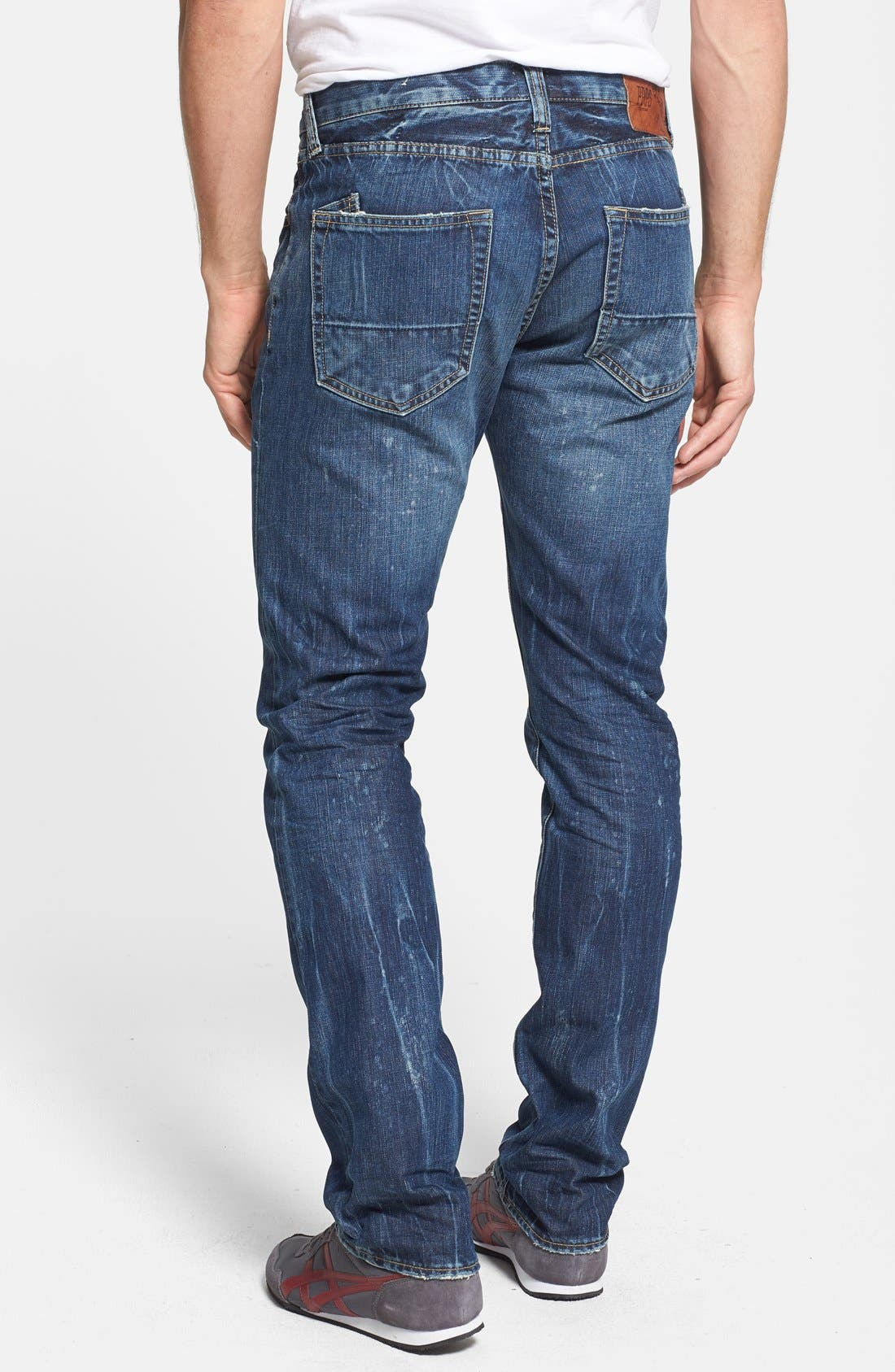 Alternate Image 2  - PRPS 'Demon' Straight Leg Jeans (Enzyme)
