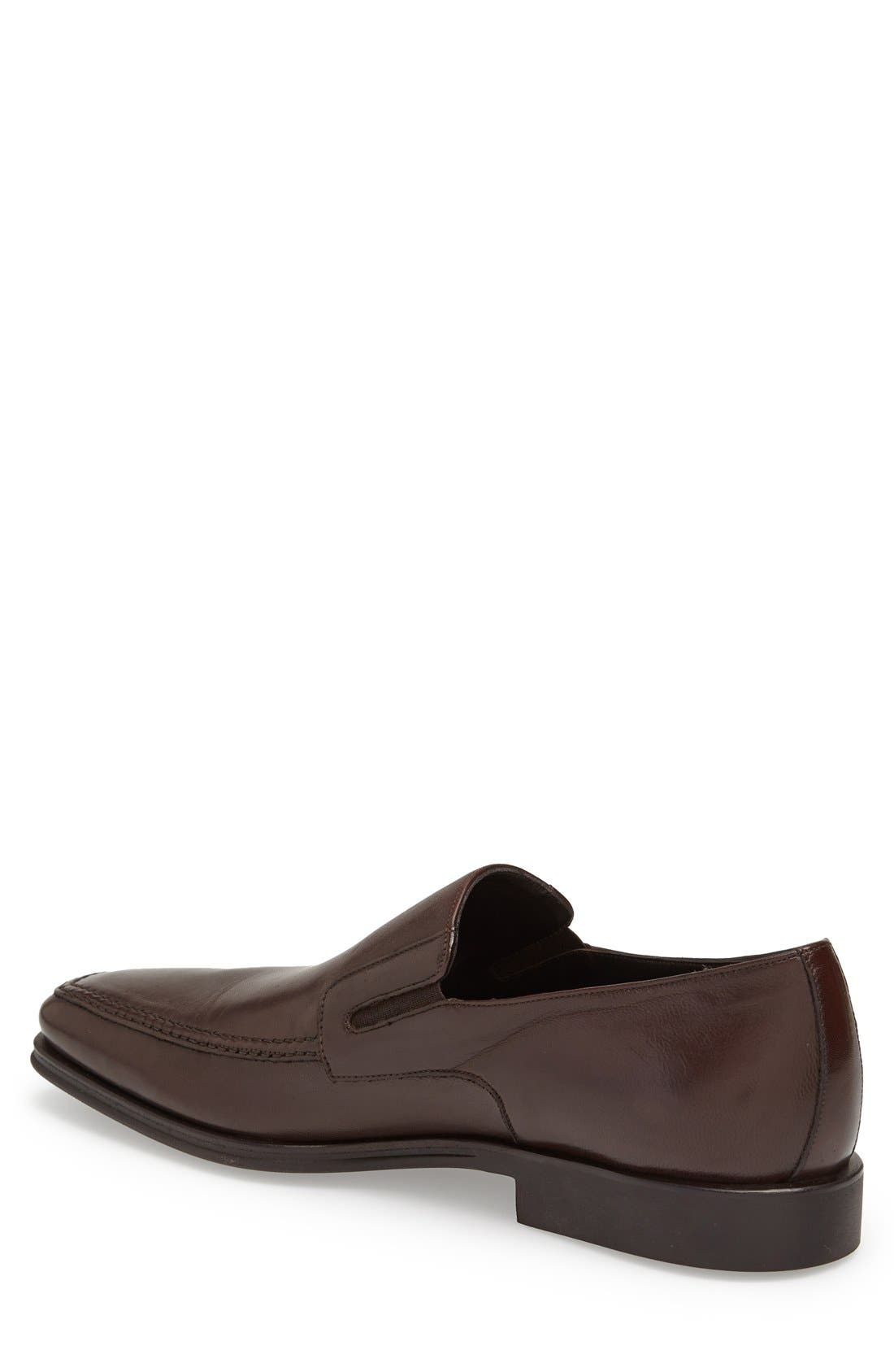 Alternate Image 2  - Bruno Magli 'Raging' Loafer (Men)