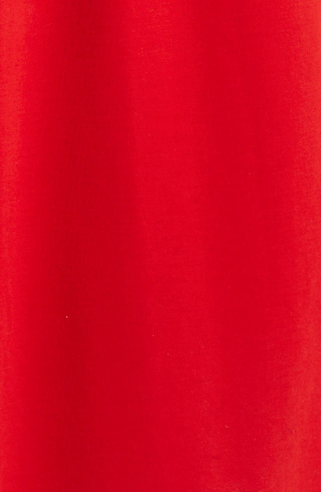 Alternate Image 2  - Lanvin Deep V-Neck Wool Jersey Gown