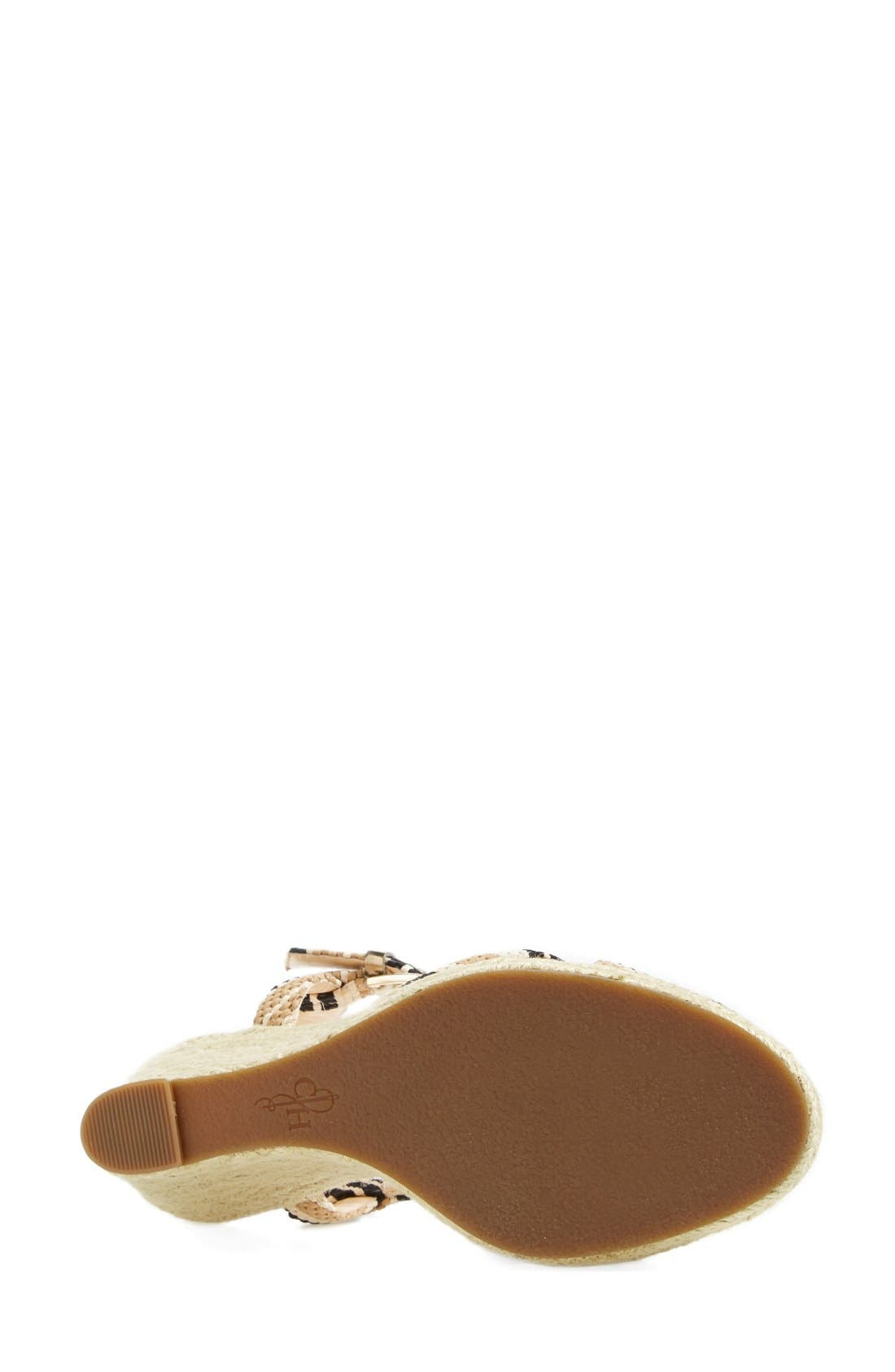Alternate Image 4  - Cole Haan 'Hart' Wedge Platform Sandal