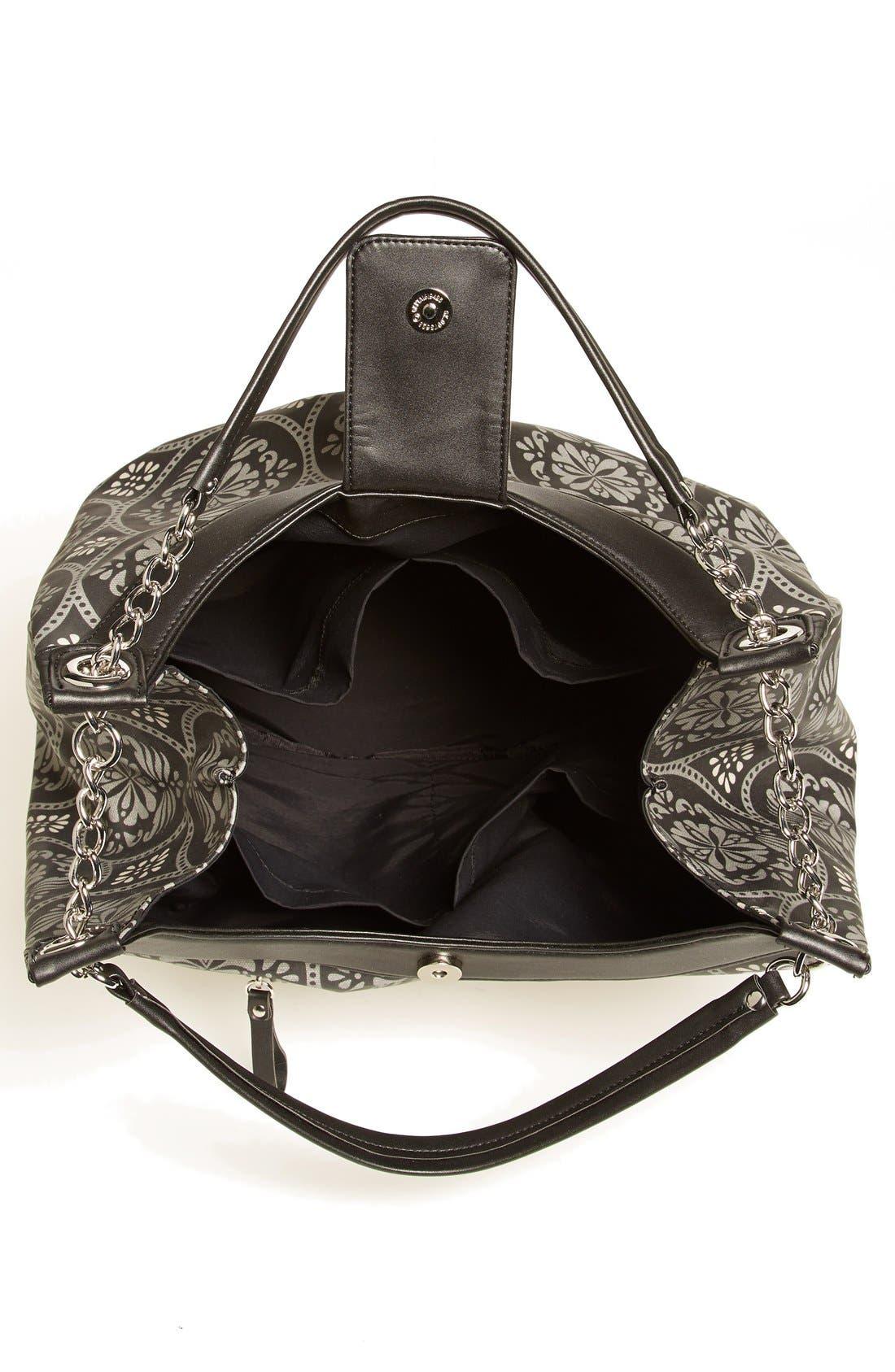 Alternate Image 4  - Petunia Pickle Bottom 'Hideaway Hobo - Fall 2014' Glazed Diaper Bag