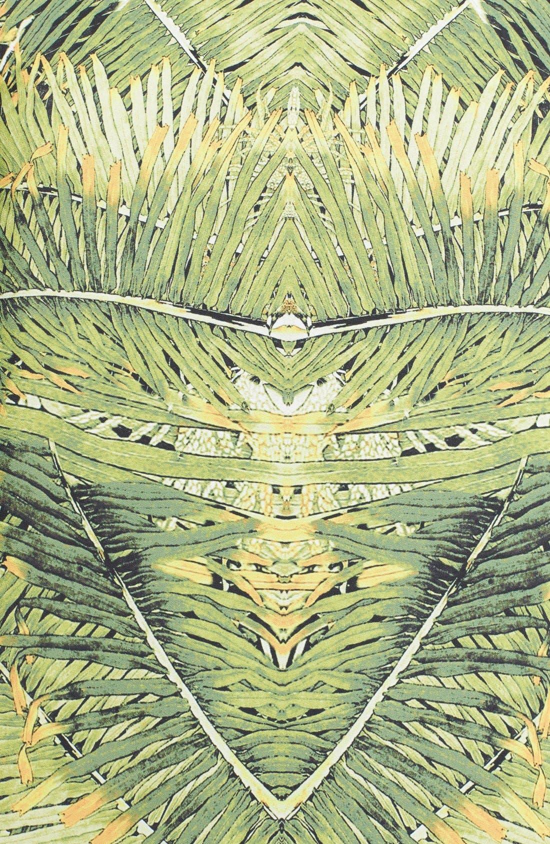 Alternate Image 3  - Ted Baker London 'Tropical Doves' Print Woven Tunic Dress