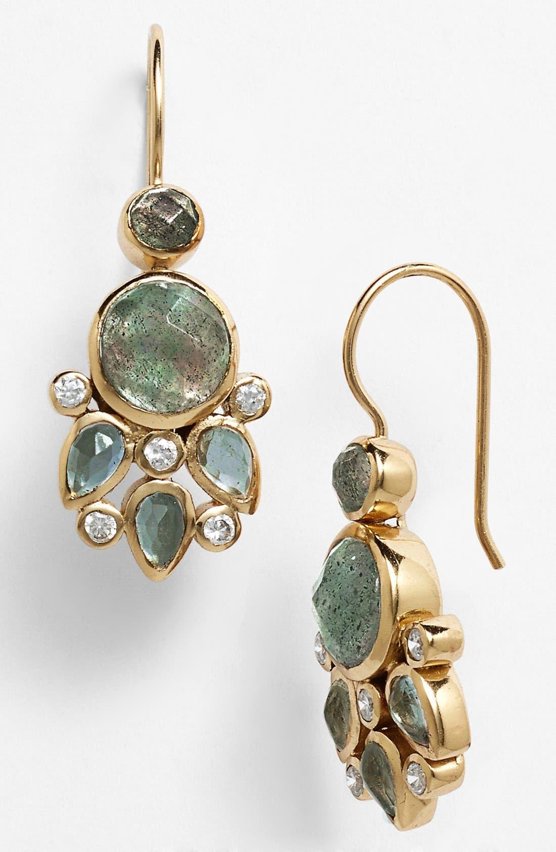 Main Image - Melinda Maria 'Mosaic - Darcy' Drop Earrings