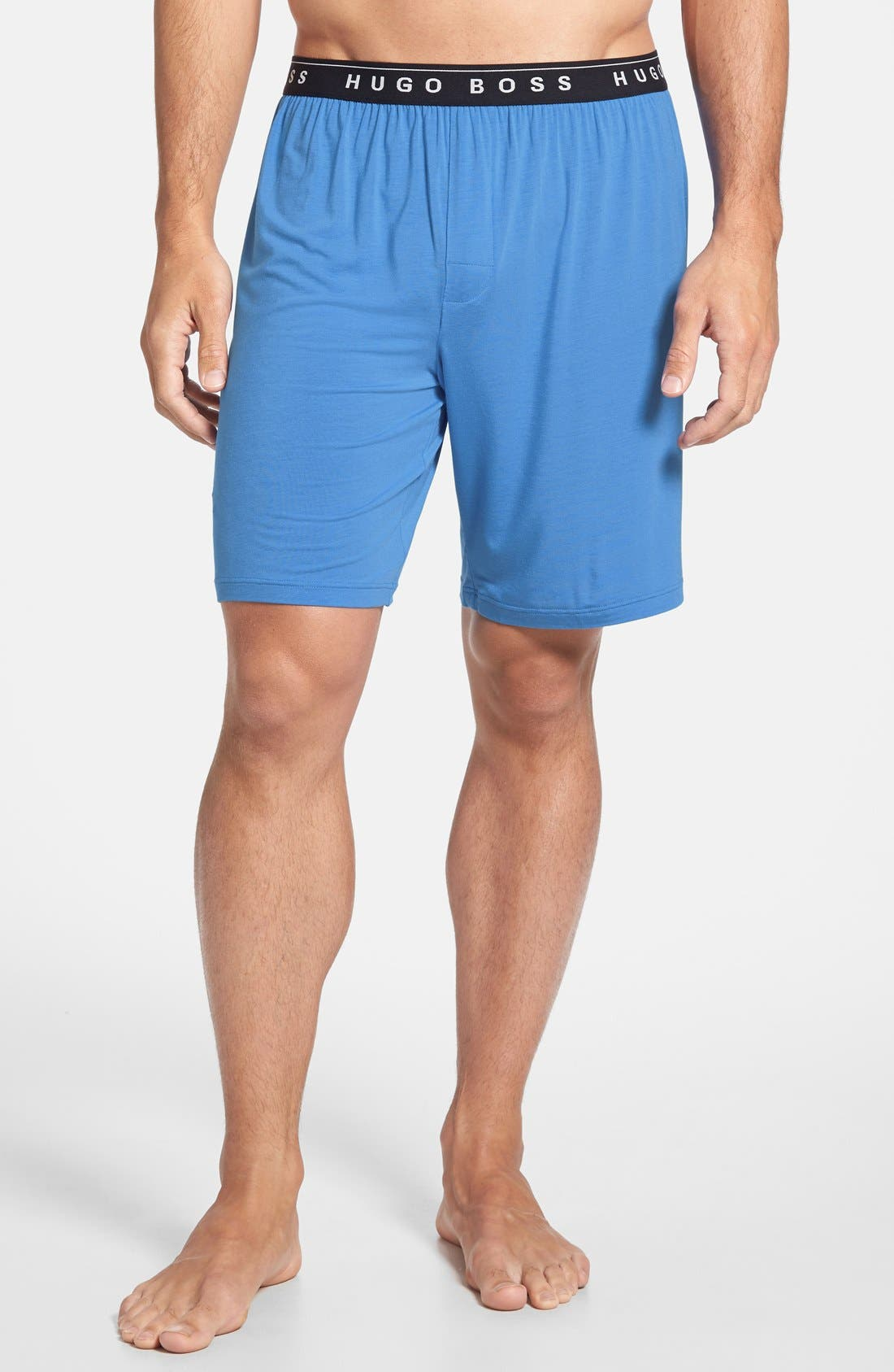 Alternate Image 1 Selected - BOSS HUGO BOSS 'Innovation 2' Lounge Shorts