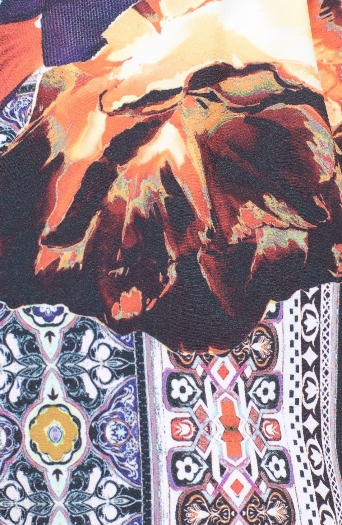 Alternate Image 3  - Clover Canyon 'Irish Box' Print Pants