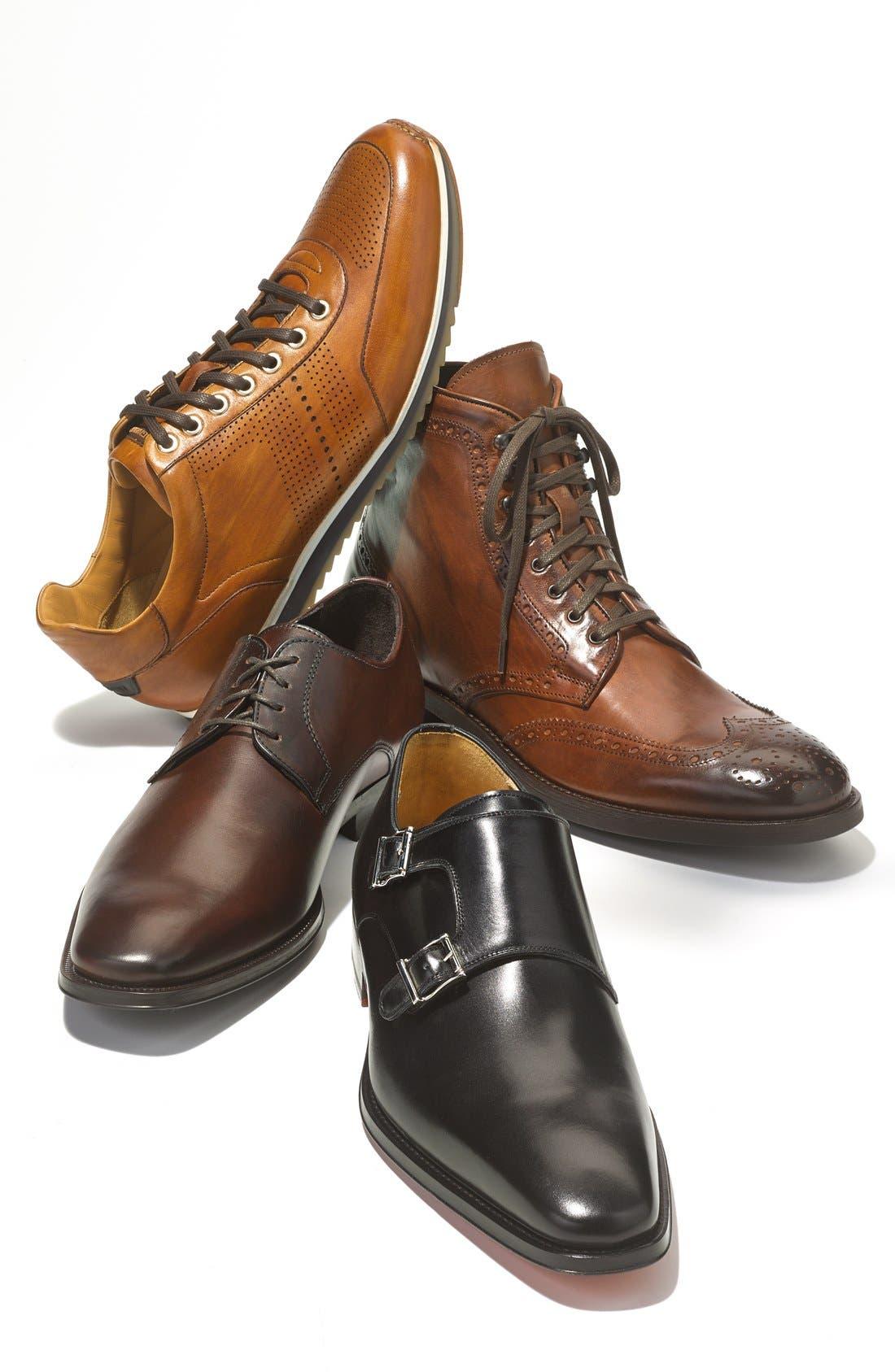 Alternate Image 5  - Magnanni 'Pueblo' Sneaker (Men)