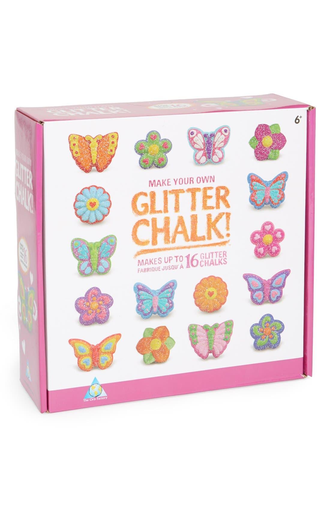 Alternate Image 1 Selected - Imaginista 'Make Your Own Glitter Chalk' Kit