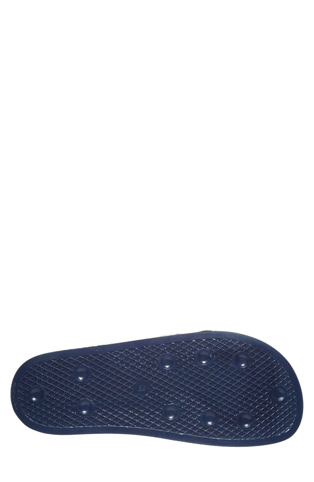 Alternate Image 4  - adidas 'Adilette' Slide Sandal (Men)