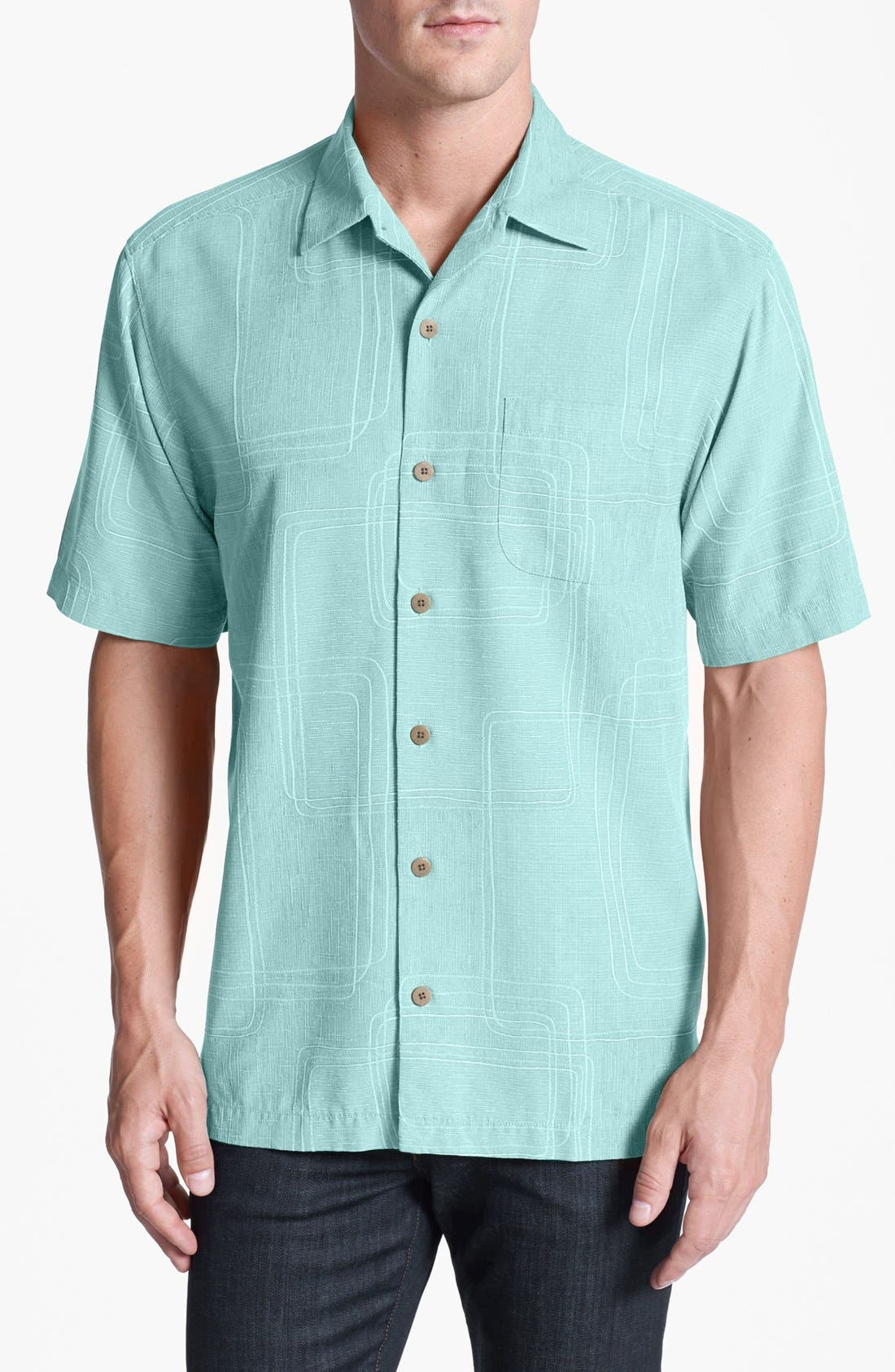 Alternate Image 1 Selected - ISLAND GEO S/S SPORTSHIRT