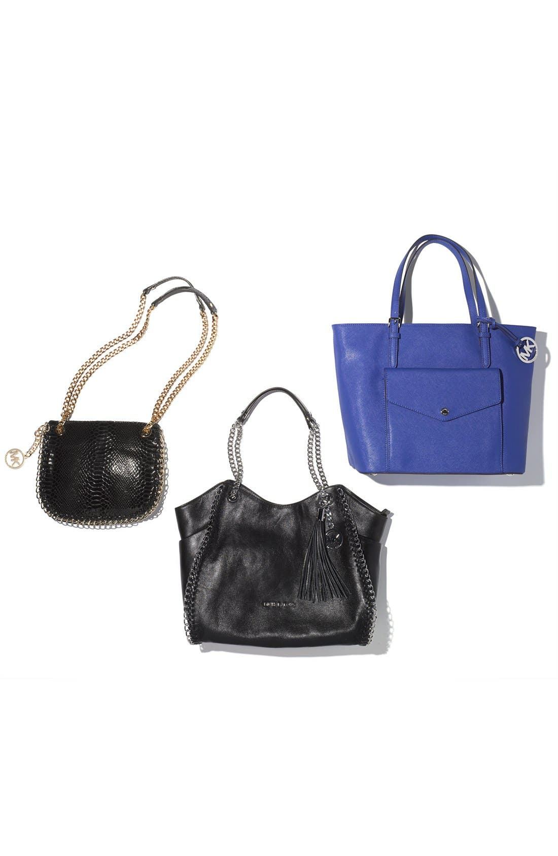 Alternate Image 2  - MICHAEL Michael Kors 'Small Chelsea' Convertible Crossbody Bag