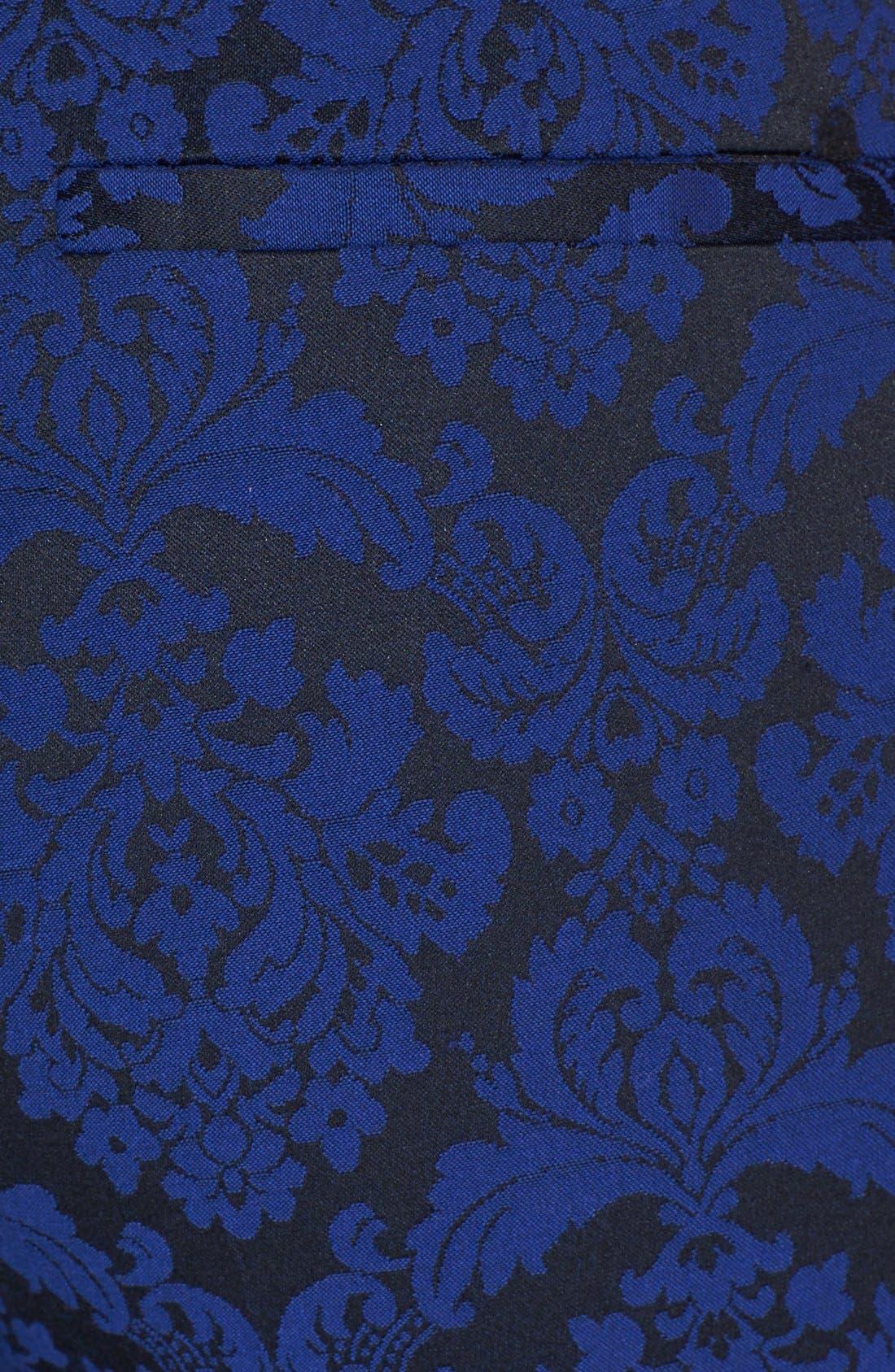 Alternate Image 3  - Ted Baker London 'Iryst' Jacquard Suit Trousers