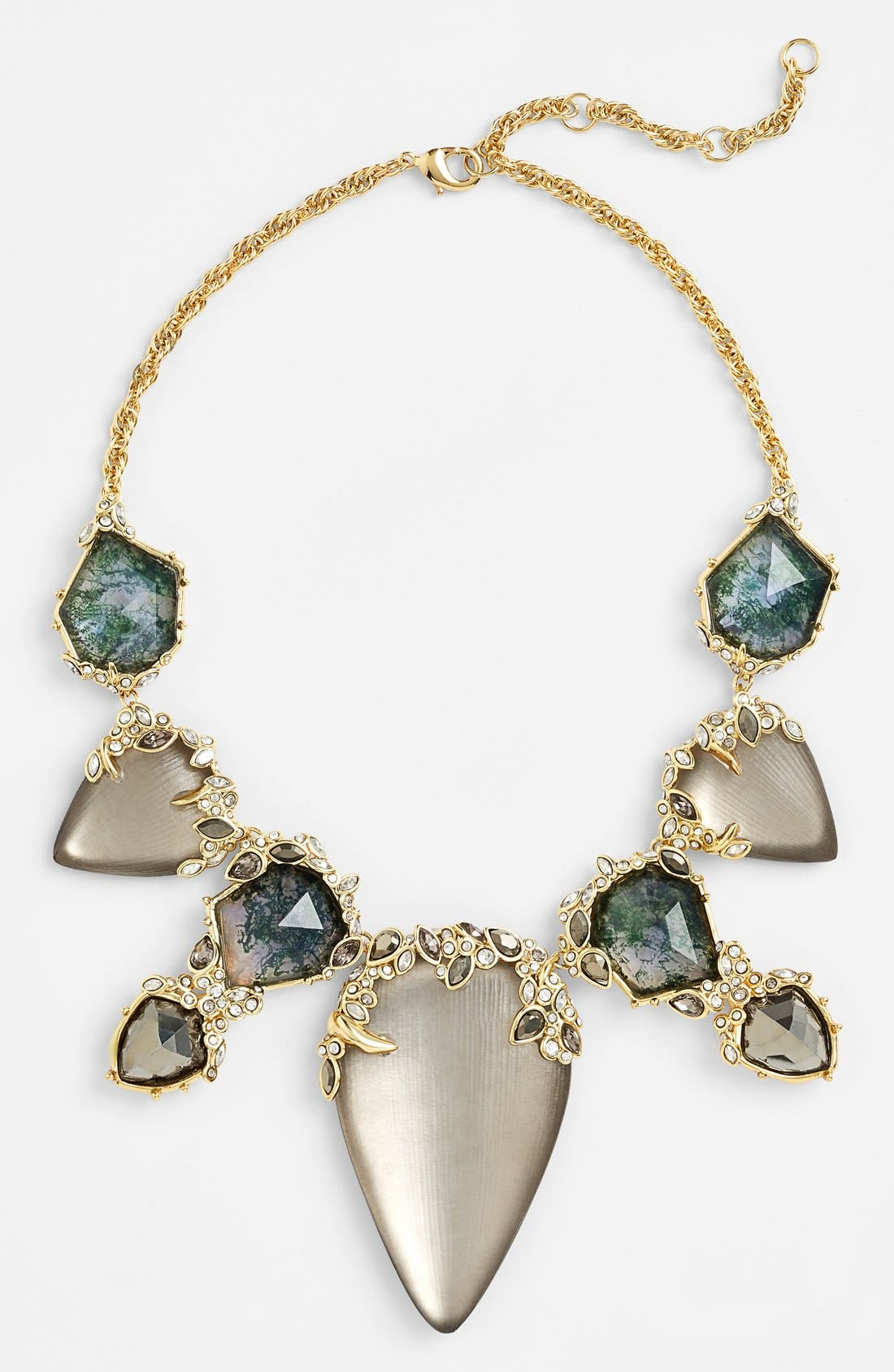 Main Image - Alexis Bittar 'Lucite® - Imperial' Frontal Necklace