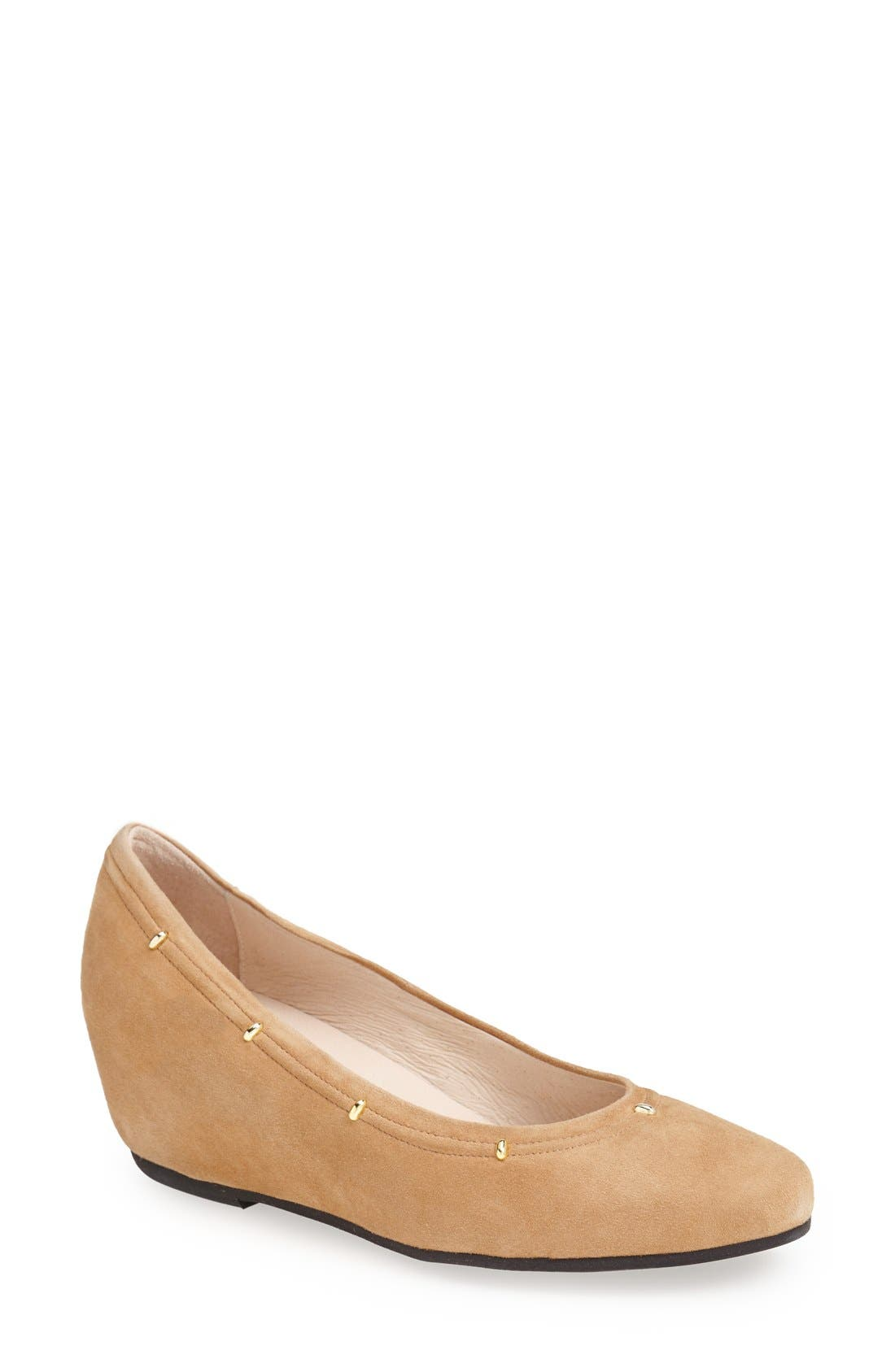 Main Image - French Sole 'Midas' Hidden Wedge Pump (Women)