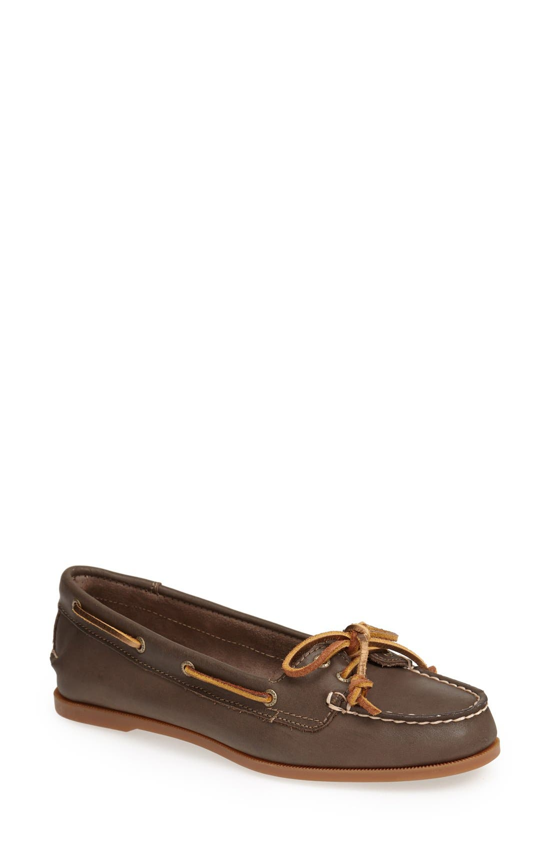 Alternate Image 1 Selected - Sperry Top-Sider® 'Audrey' Boat Shoe