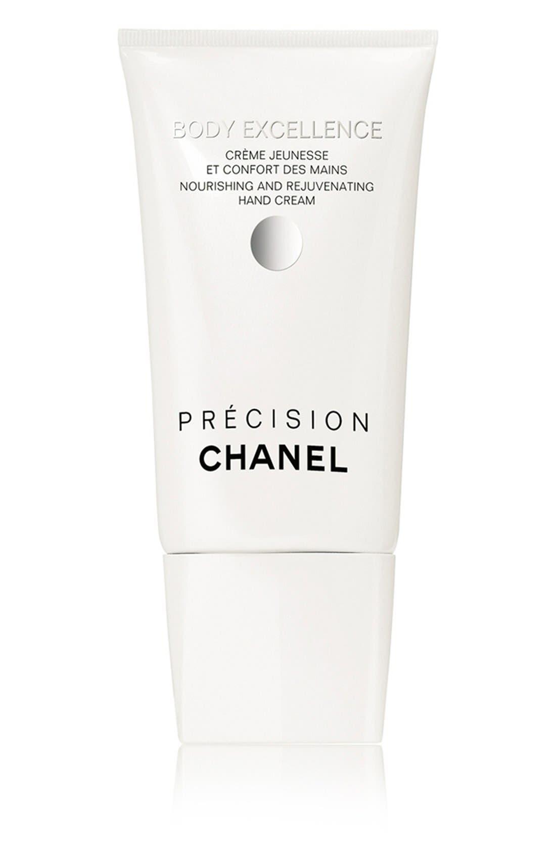 CHANEL BODY EXCELLENCE  Nourishing & Rejuvenating Hand Cream