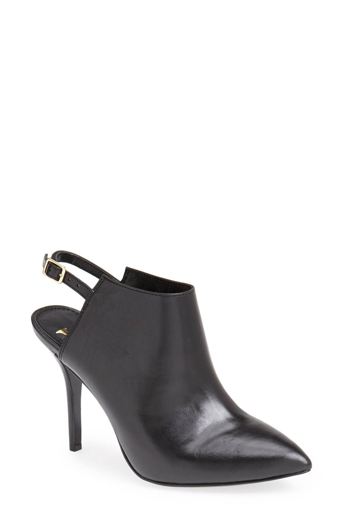 Alternate Image 1 Selected - VC Signature 'Calven' Slingback Pointy Toe Bootie (Women)