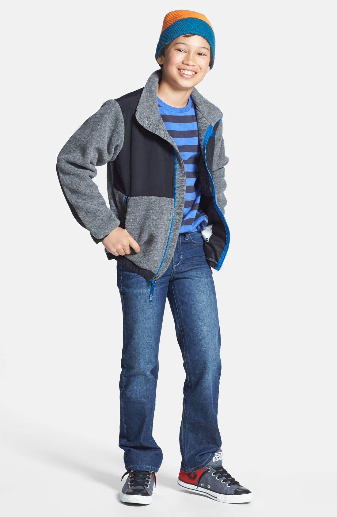 Alternate Image 3  - The North Face 'Denali' Recycled Fleece Jacket (Big Boys)