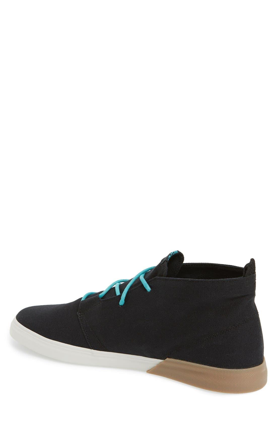 Alternate Image 2  - Volcom 'De Fray' High Top Sneaker