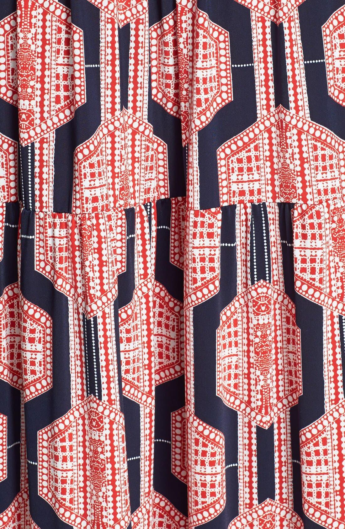 Alternate Image 3  - T Bags Print Jersey Maxi Dress