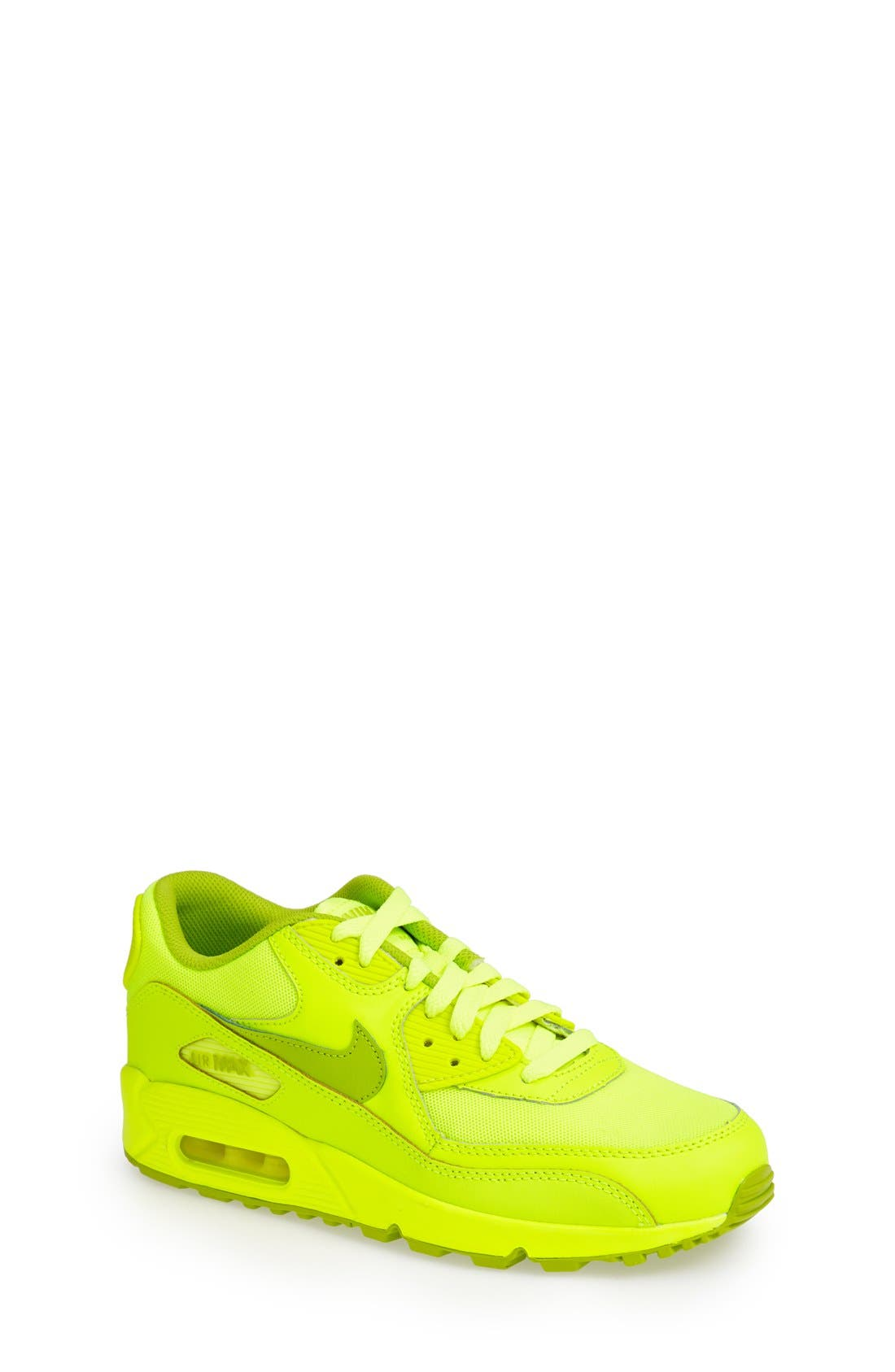 Alternate Image 1 Selected - Nike 'Air Max Classic' Running Shoe (Little Kid & Big Kid)