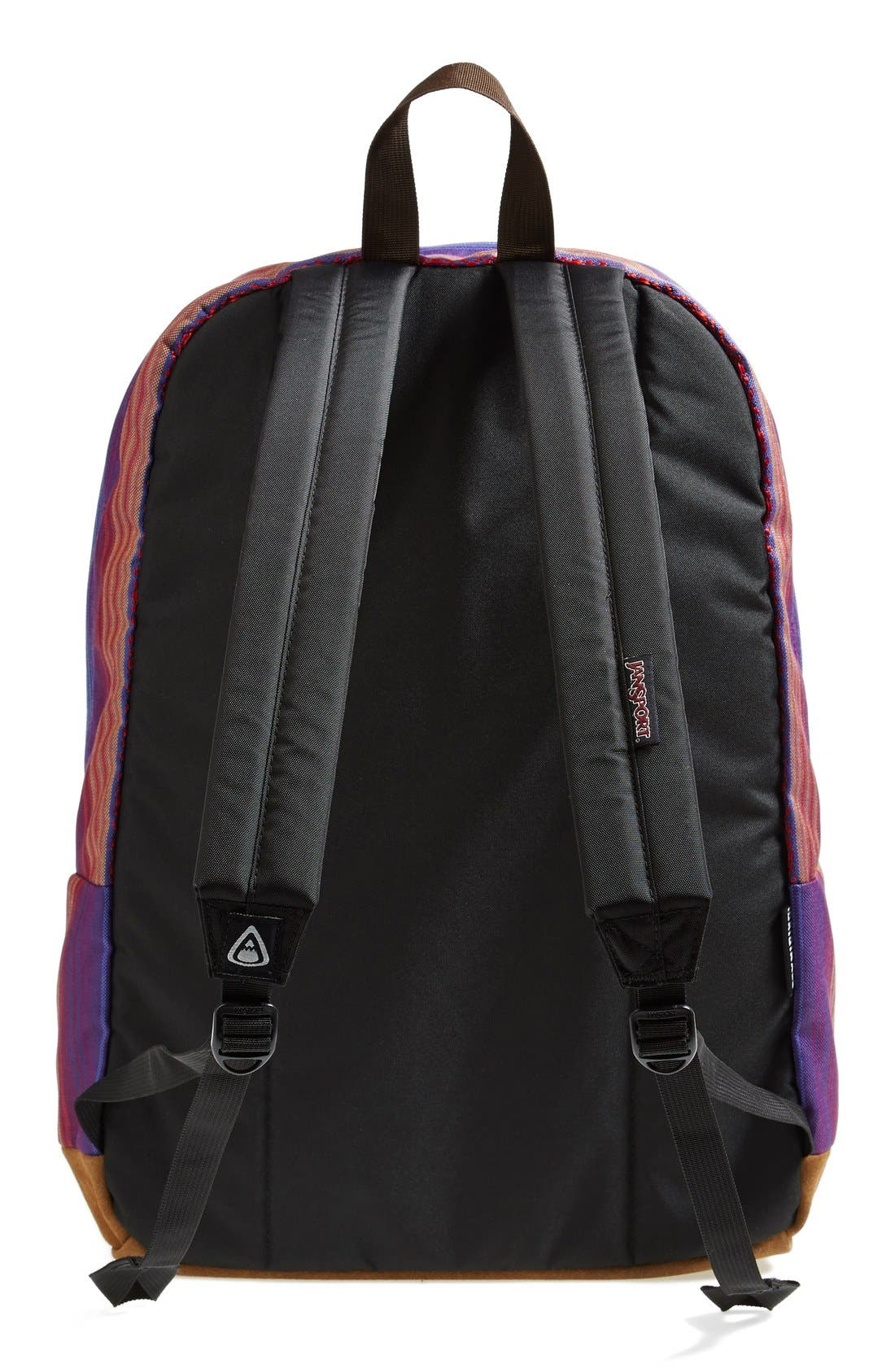 Alternate Image 3  - JanSport 'Right Pack World' Backpack