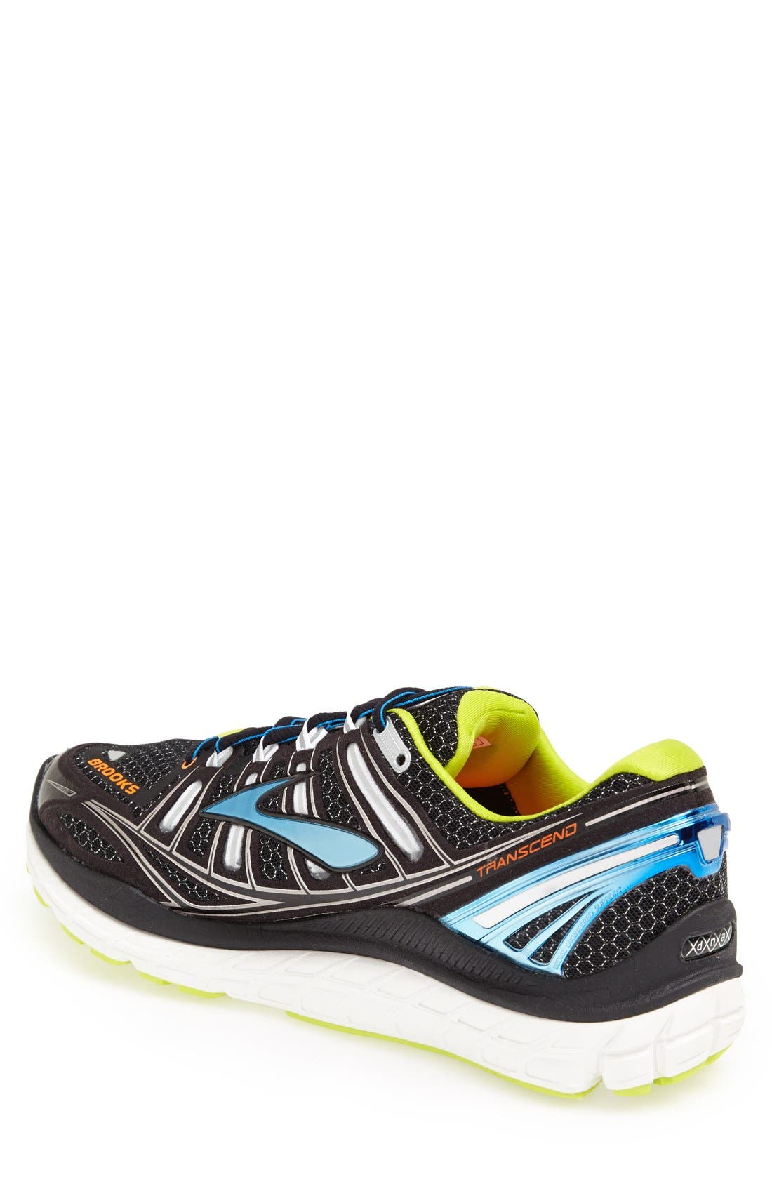 Alternate Image 2  - Brooks 'Transcend' Running Shoe (Men)