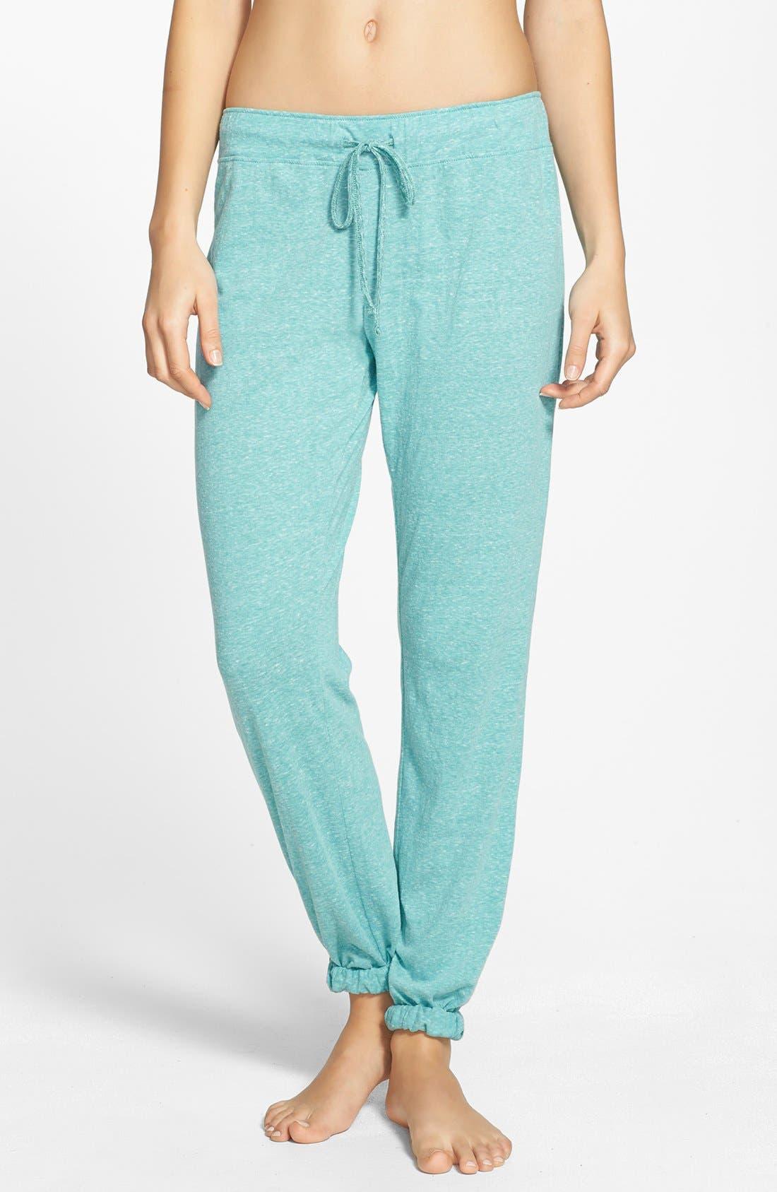 Alternate Image 1 Selected - Make + Model 'Sweet Thing Jogger' Sweatpants