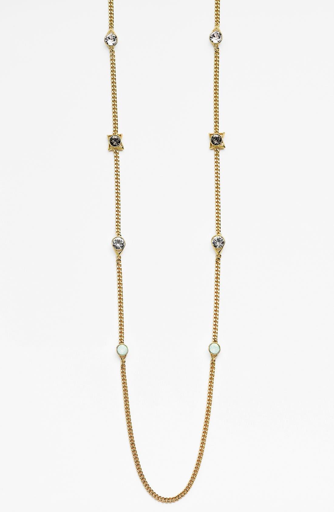 Alternate Image 2  - Givenchy Long Station Necklace
