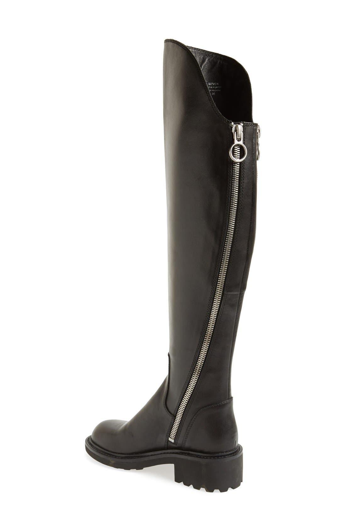 Alternate Image 2  - Ash 'Seven' Over the Knee Boot (Women)