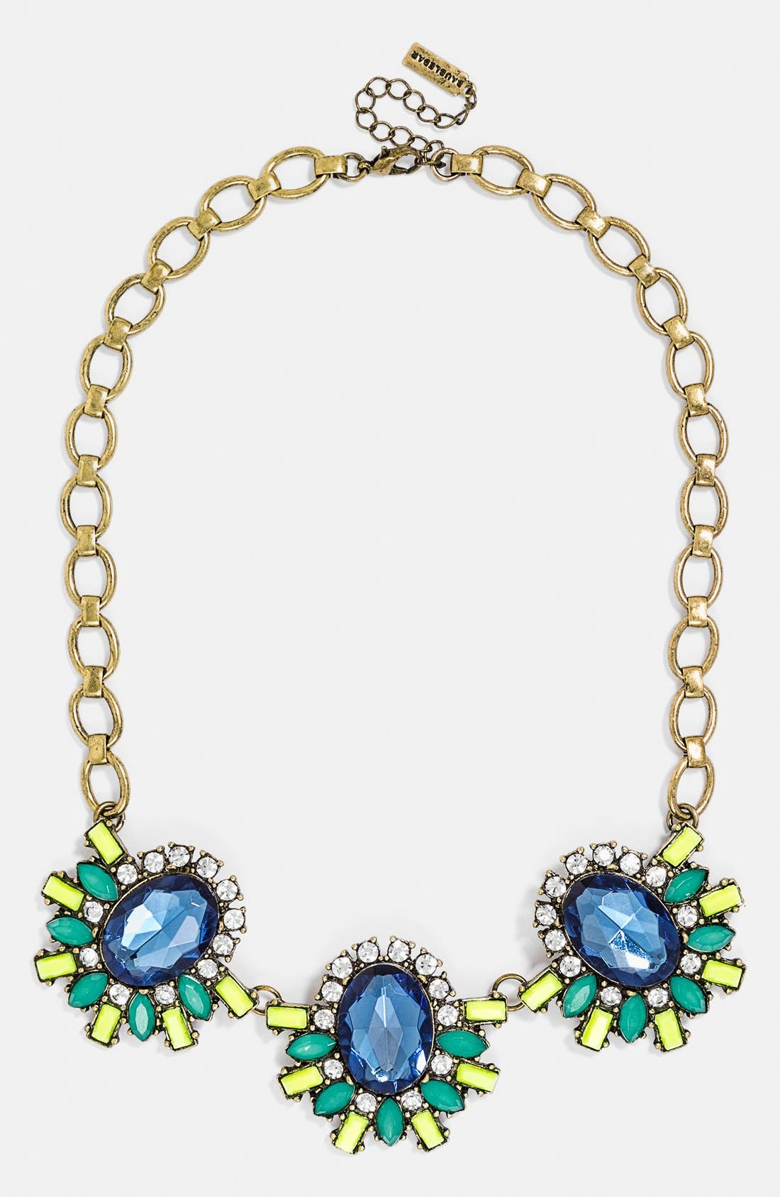 Alternate Image 1 Selected - BaubleBar 'Jupiter Gem' Collar Necklace